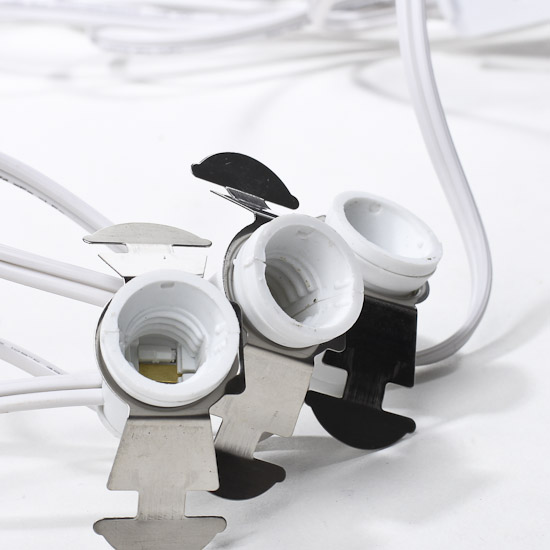 Light Socket with Cord