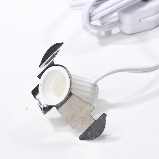 single bulb light cord for crafts. Black Bedroom Furniture Sets. Home Design Ideas