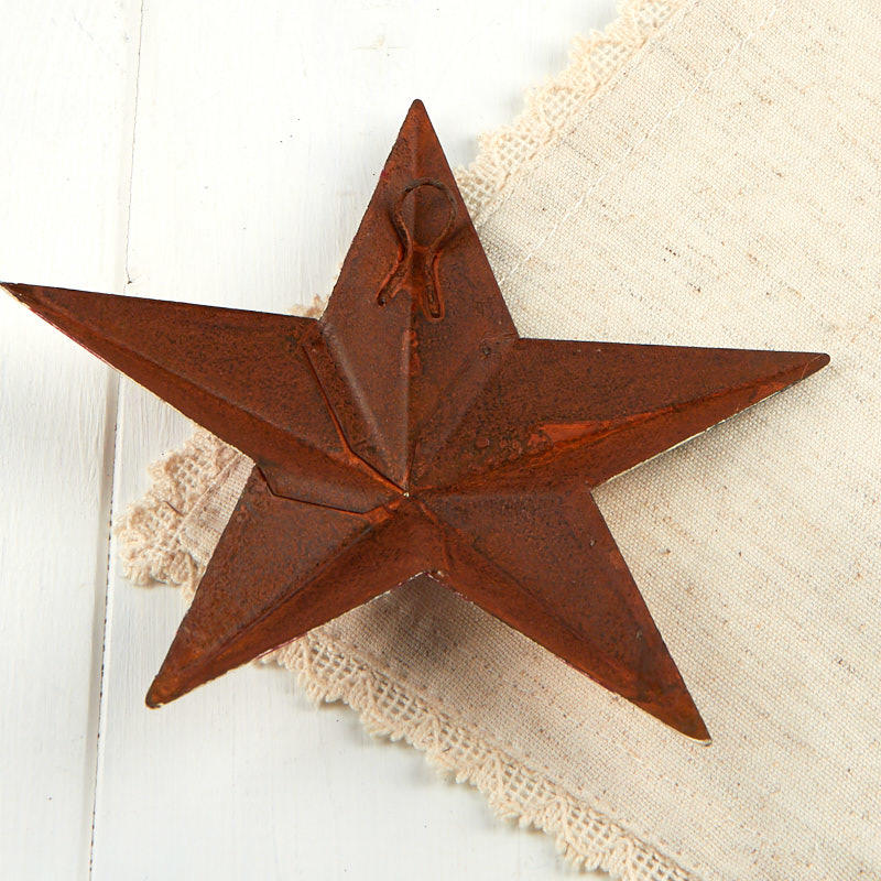 primitive americana barn star wall decor home decor. Black Bedroom Furniture Sets. Home Design Ideas