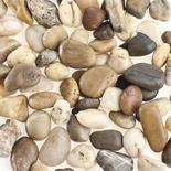 Natural Polished Pebbles and Rocks