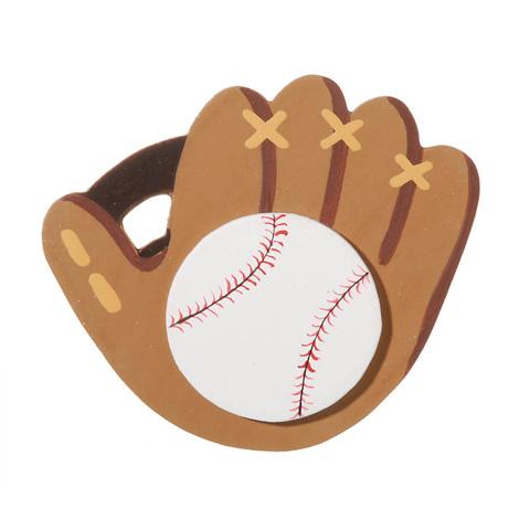 Description of a baseball mitt