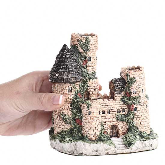 Miniature Fairy Garden Castle in the Shire Fairy Garden