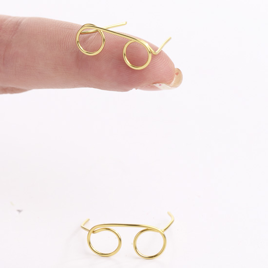 Craft Wire Glasses