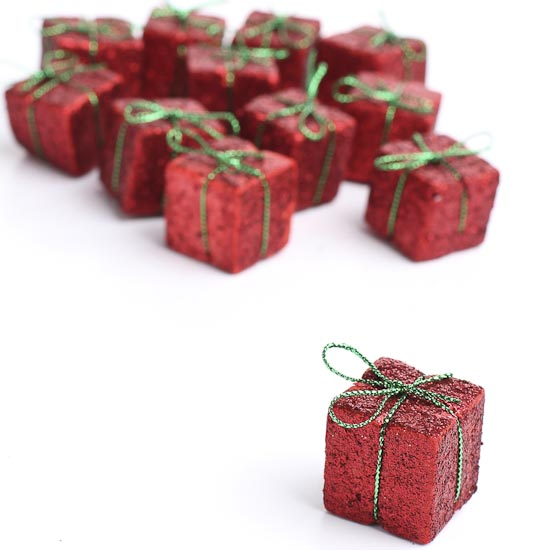 Christmas Ornaments For Wedding Favors
