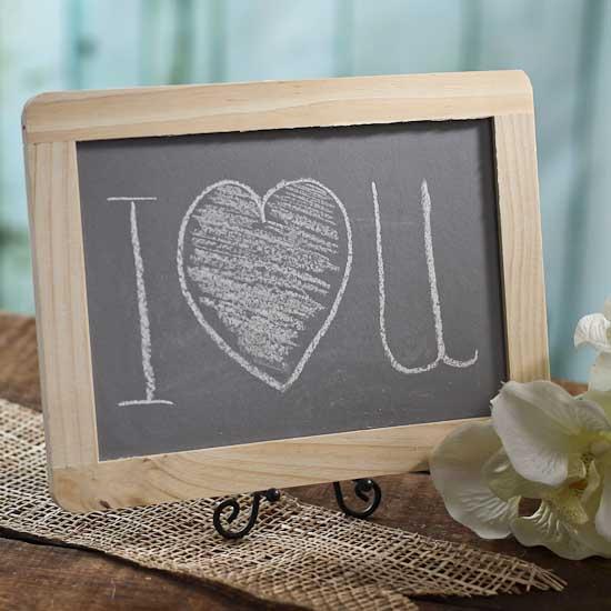 Small Chalkboard - Mini Chalkboards - Basic Craft Supplies - Craft ...