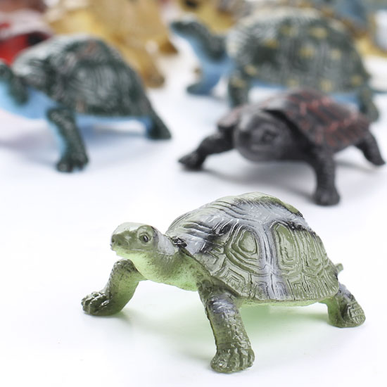 Miniature Plastic Turtles Fairy Garden Miniatures