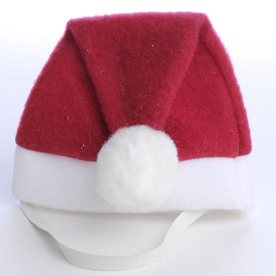 581325ab56c01 Doggie Santa Cap - Doll Hats - Doll Supplies - Craft Supplies