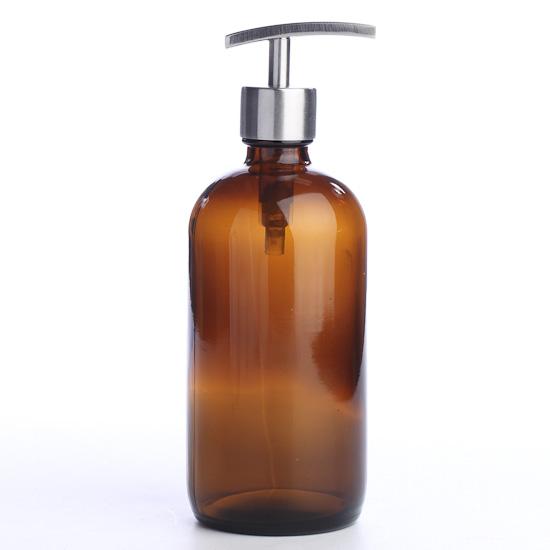 Apothecary Glass Soap Dispenser
