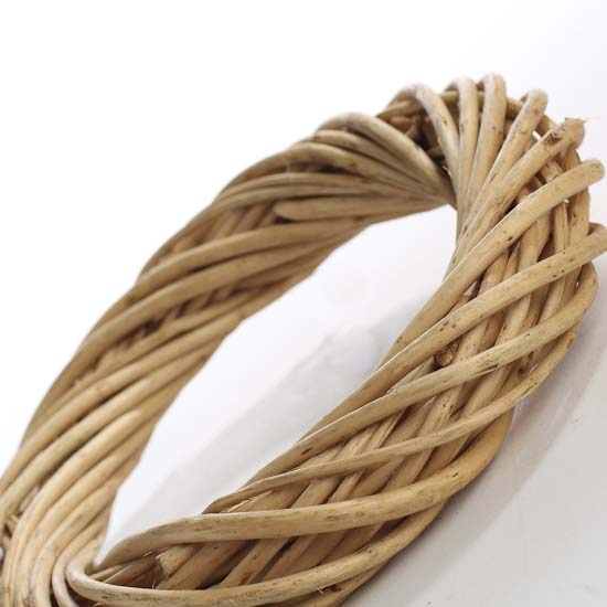 natural willow wreath - wreaths - floral supplies