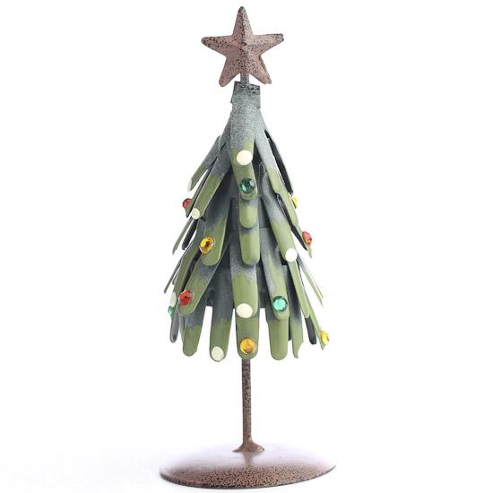 Rustic Star Christmas Tree Topper
