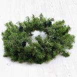 Artificial Pine Advent Wreath