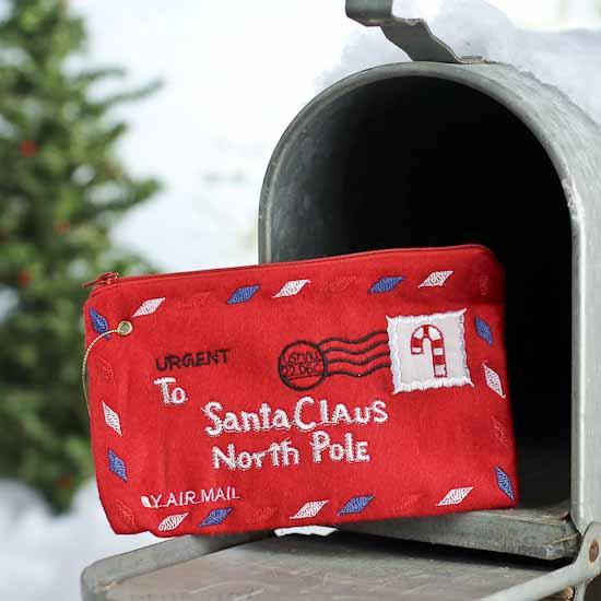 North Pole Envelopes   New Calendar Template Site