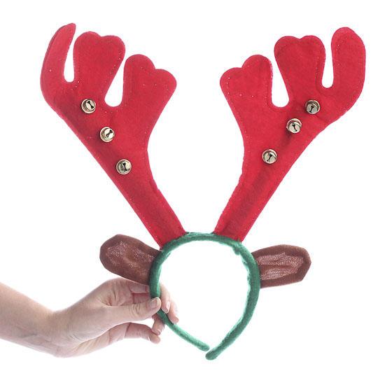 reindeer antlers headband craft