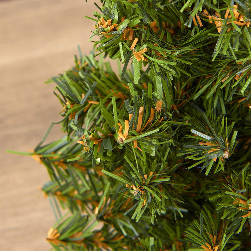 Small Artificial Pine Tree - Trees and Toppers - Christmas ...