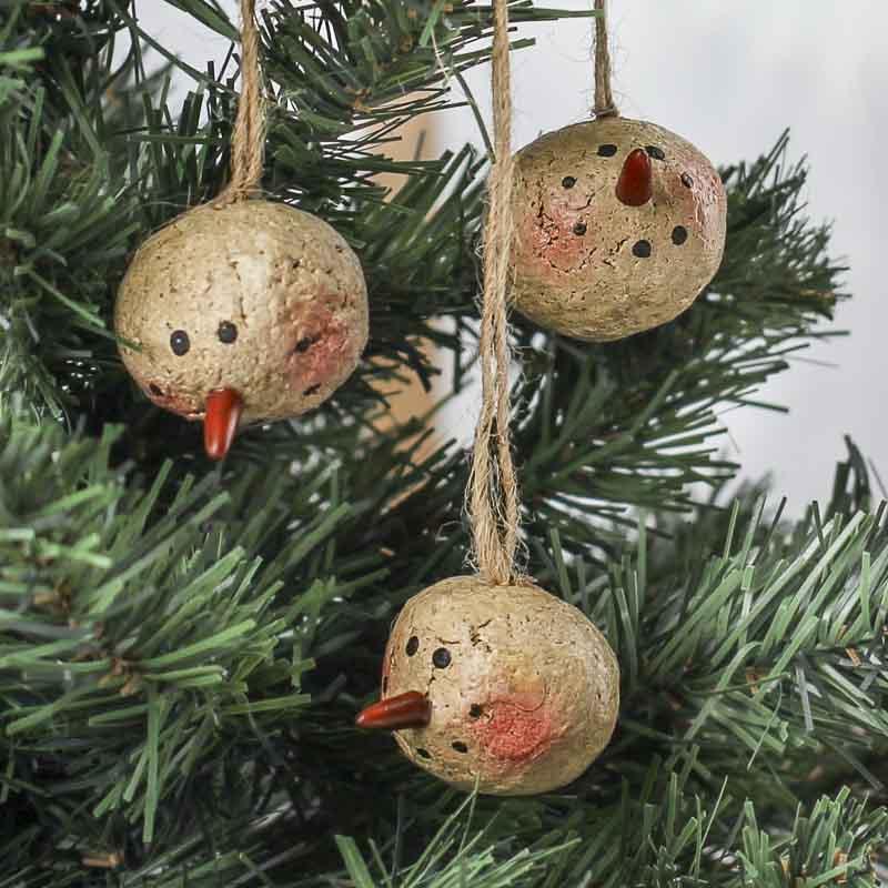 Christmas Ornament Wedding