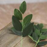 Artificial Olive Leaf Picks