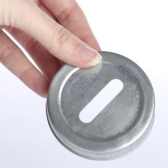 Coin slot lids