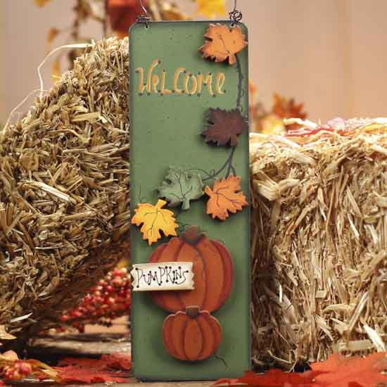 fall harvest welcome - photo #25