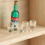 Miniature Bistro Glasses