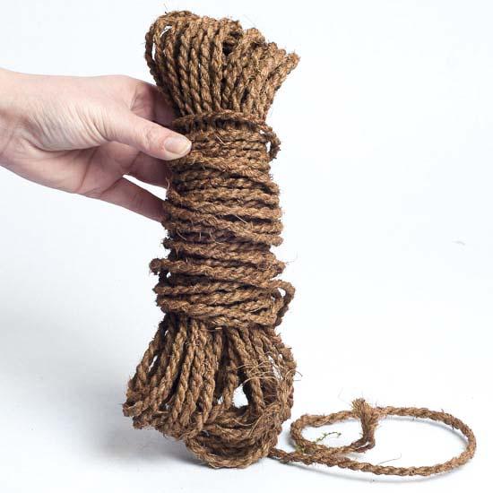 Natural Coco Fibre Rope