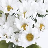 White Artificial Daisy Bush