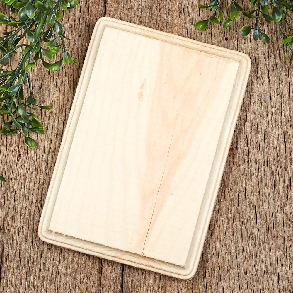 Unfinished designer wooden plaque wooden plaques and for Wood plaques for crafts