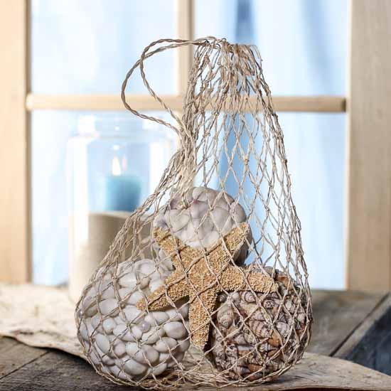 Sinamay Net Drawstring Bag - Bags - Basic Craft Supplies - Craft ...