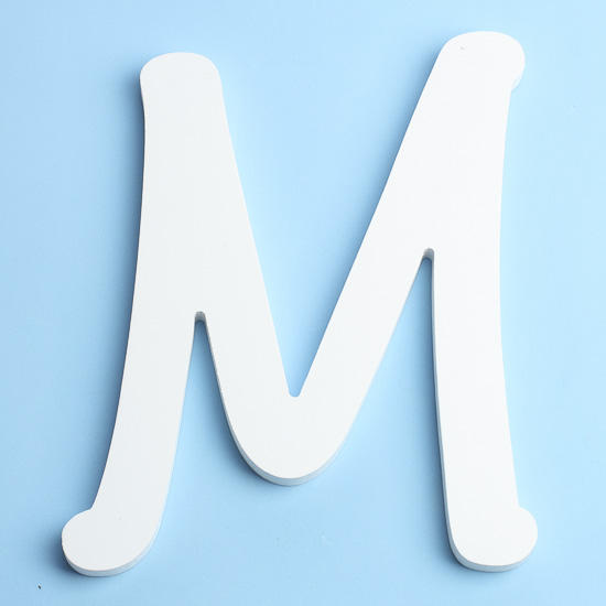Pin Letter M Swarovski Crystal Monogram Wedding Cake