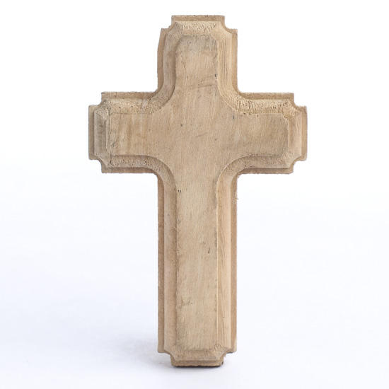 Wooden Craft Crosses Wood