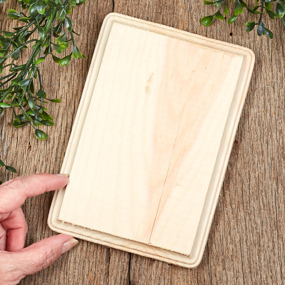 Unfinished designer wooden plaque wooden plaques and for Wooden craft supplies wholesale