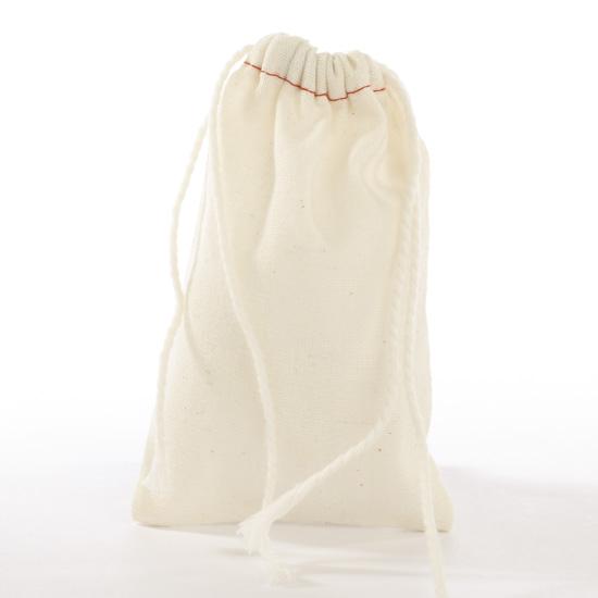 Cotton Muslin Drawstring Bag - Bags - Basic Craft Supplies - Craft ...