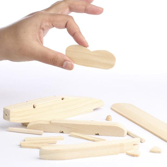 wooden airplane crafts. Black Bedroom Furniture Sets. Home Design Ideas