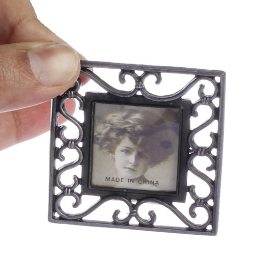 Miniature Scroll Picture Frame Picture Frames Home Decor