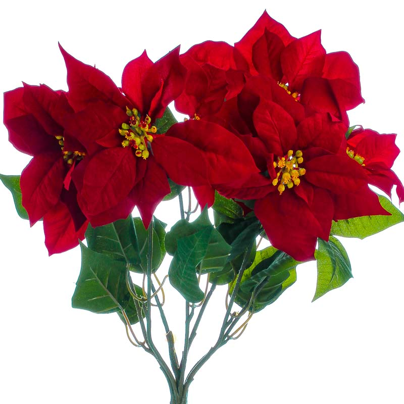 Floral Decorations For Christmas