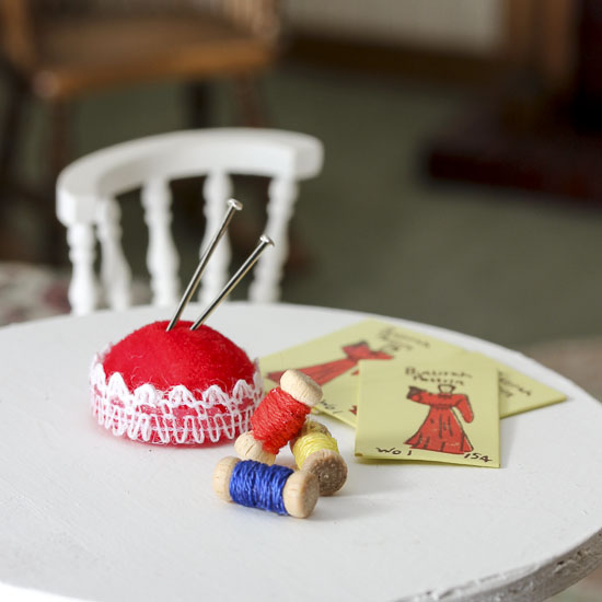 Miniature items for crafts bing images for Sewing and craft supplies