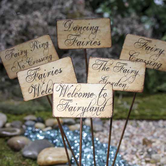 Good Garden Signs