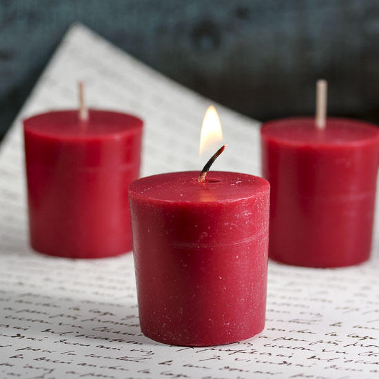 Apple Cinnamon Strudel Votive Candles Candles And