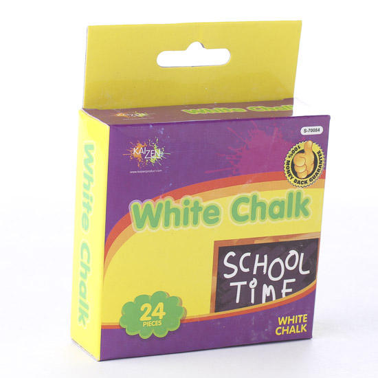 Dustless School Time White Chalk - Kids Craft Kits - Kids ...