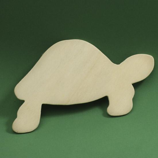 Unfinished wood turtle cutout wood cutouts unfinished for Wood cutouts for crafts