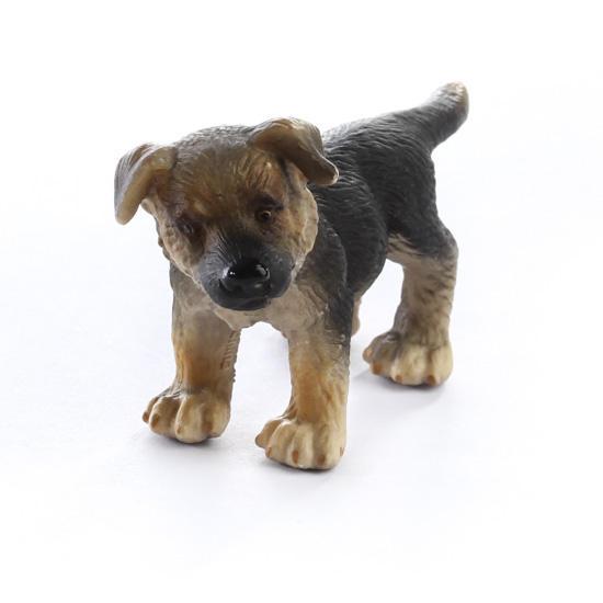 Miniature German Shepherd Puppy Fairy Garden Miniatures
