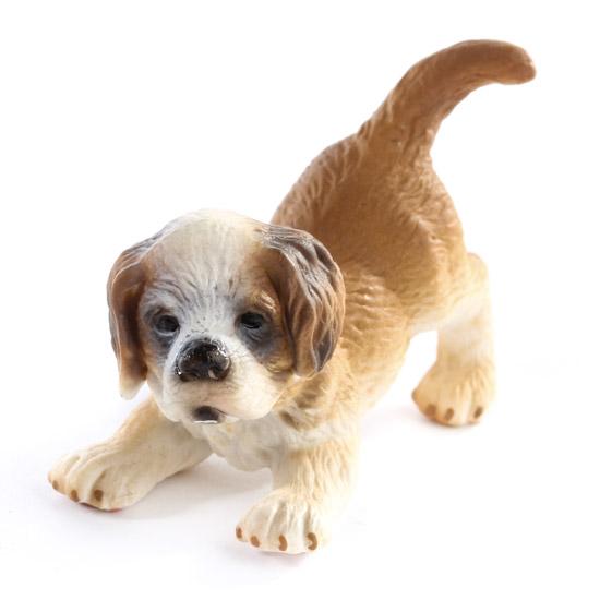 Miniature St Bernard Puppy What S New Dollhouse