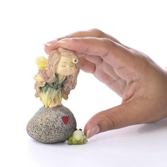 Sneak A Kiss Fairy Figurine What 39 S New Dollhouse