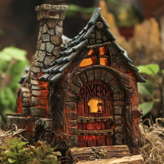 Fiddlehead Fairy Village Bakery What S New Dollhouse