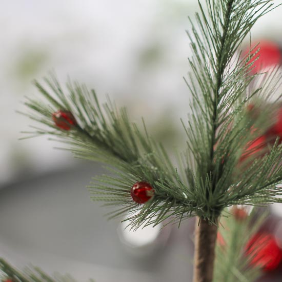 Feather Ornaments For Christmas Trees