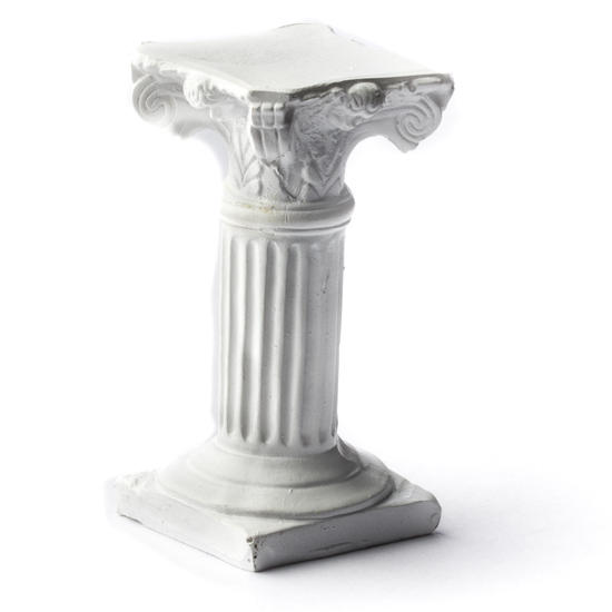 Miniature Corinthian Column Fairy Garden Supplies