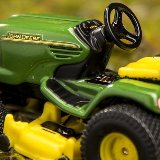 Miniature John Deere Lawn Tractor