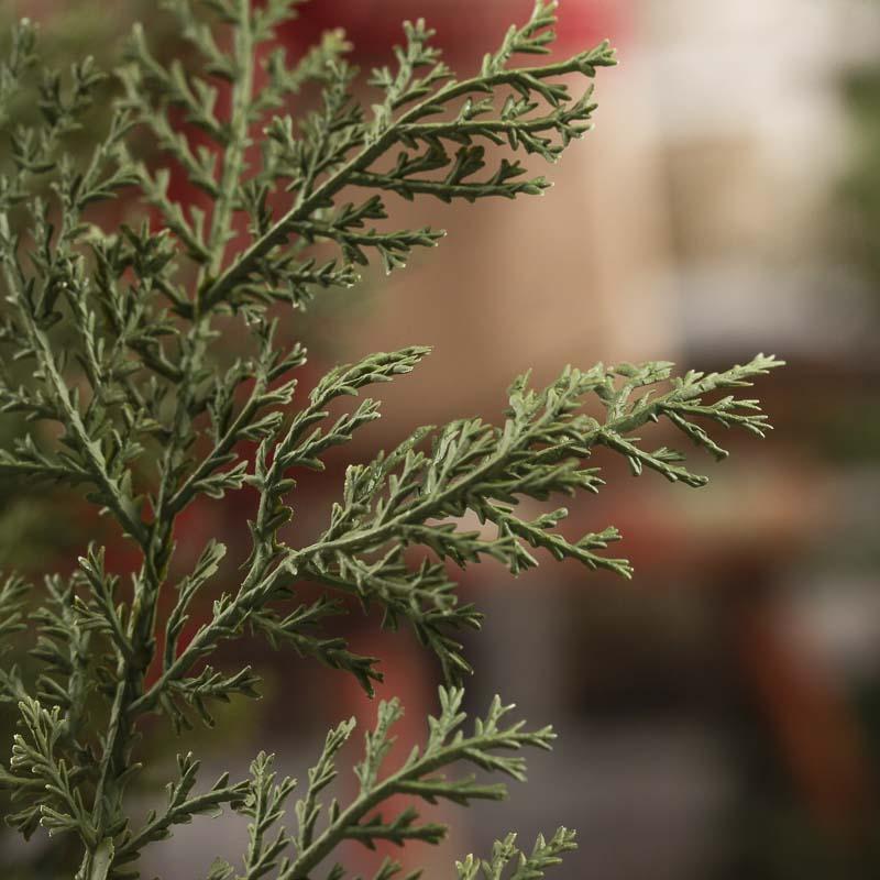 artificial cedar picks - artificial greenery