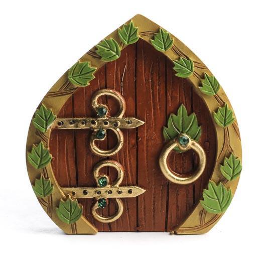 Gnome Garden: Miniature Resin Fairy Door