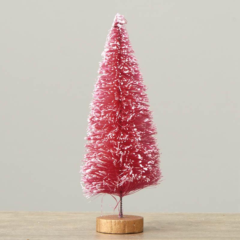 Flocked Christmas Trees On Sale