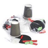 Group Snowman Hat Craft Kit